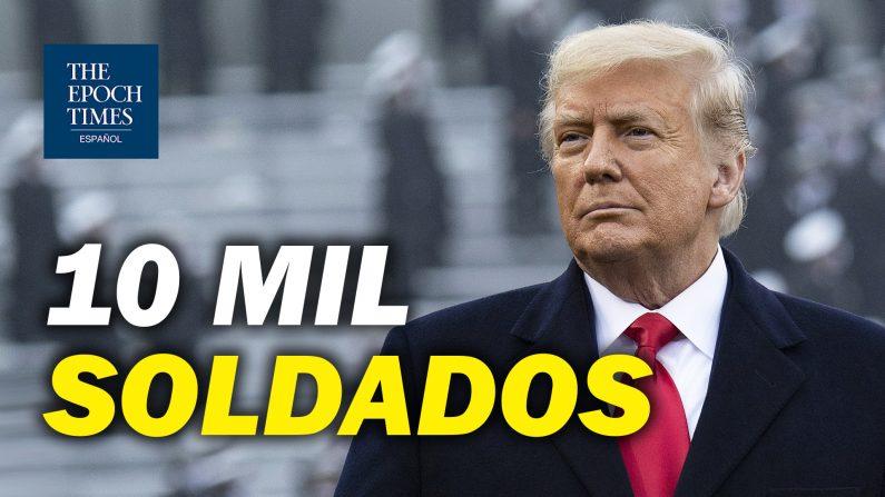 Trump ofreció desplegar 10,000 soldados de la Guardia Nacional en DC el 6 de enero: Mark Meadows. (Al Descubierto/The Epoch Times en Español)