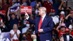 """Trump considera """"muy seriamente"""" presentarse en 2024 y planea ayudar al Partido Republicano en 2022"""