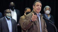 Legisladores estatales de Nueva York acuerdan derogar los poderes de emergencia de Cuomo