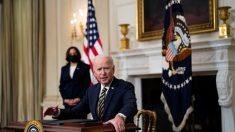 Biden firma orden ejecutiva para fortalecer las cadenas de suministro críticas