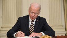 Mientras Biden gobierna con ordenes ejecutivas, los estados y los tribunales comienzan a resistirse
