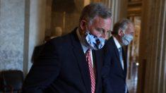 El Partido Republicano de Carolina del Norte censura al senador Burr por su voto en el impeachment