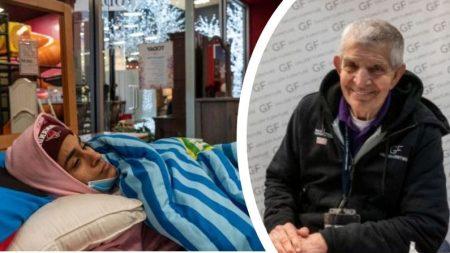 """Dueño de mueblería en Texas da refugio a personas en tormenta invernal: """"Ese hombre está lleno de amor"""""""