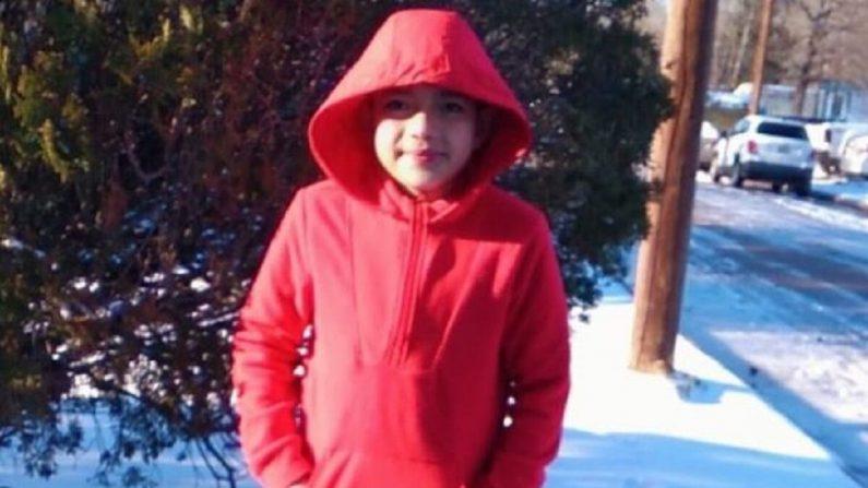 Cristian Pineda, 11, en una fotografía de archivo (Ayuda para Cristian Pavon para enviar el cuerpo/GoFundMe)