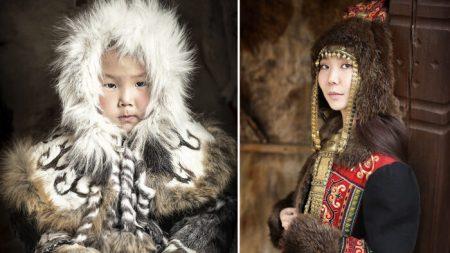 Fotógrafo recorre más de 40,000 millas en Siberia retratando los rostros de culturas antiguas