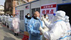 Siguen los bloqueos en China, a pesar de que Beijing afirma que no hay nuevos casos de COVID-19