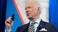 Biden considera que habrá menos máscaras y distanciamiento si la respuesta a la pandemia es buena