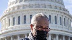Demócratas del Senado aprueban resolución presupuestaria, todos los republicanos votan en contra