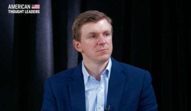 James O'Keefe, fundador del Proyecto Veritas. (The Epoch Times)