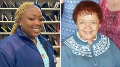 Cartera de USPS salva la vida de una anciana tras notar que no recogió su correo por 3 días
