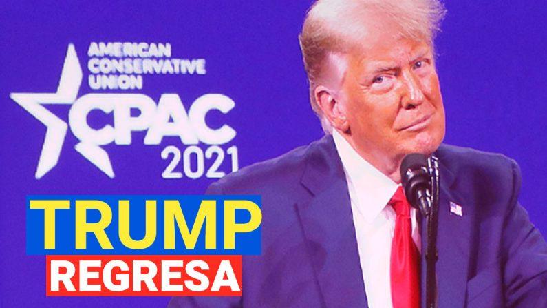 El condado de Maricopa debe entregar 2,1 millones de boletas al Senado; Primer discurso de Trump. (Al Descubierto/The Epoch Times)