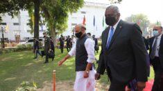El jefe del Pentágono insinúa sanciones si India compra un sistema de misiles ruso