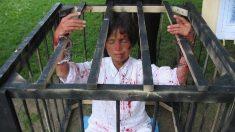 Encarcelan en China a una mujer por tercera vez por sus creencias
