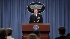 """Los ataques aéreos en Siria enviaron una """"señal muy fuerte"""", dice el Pentágono"""