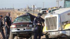 EE.UU. investiga relación entre accidente que dejó 13 muertos en California y trata de personas