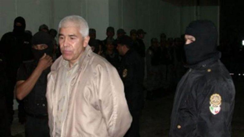Imagen cedida el 3 de diciembre de 2013, del fugitivo narcotraficante Rafael Caro Quintero. EFE/Policía Federal