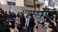 Indignación internacional tras la imputación de 47 opositores en Hong Kong bajo la Ley de Seguridad Nacional