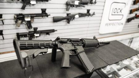 Departamento de Justicia presenta nueva propuesta de restricción de armas