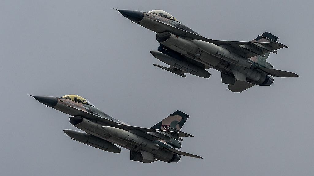 Guyana informa a EE.UU. de supuesta incursión de aviones militares venezolanos