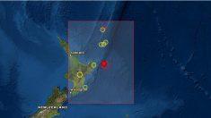 Alerta de tsunami tras un seísmo de magnitud 7.3 en Nueva Zelanda