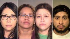 Acusan a familia mexicana de operar red de tráfico sexual de migrantes en EE.UU.
