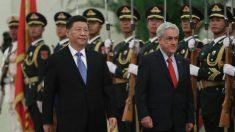 Los avances chinos en Chile