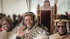 Muere en Sudáfrica el rey Goodwill Zwelithini, monarca de los zulúes
