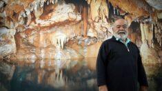 Expertos franceses trabajan contrarreloj para conservar y recrear pinturas de la cueva de Cosquer