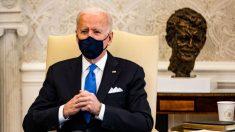 """Biden: Texas y Mississippi cometen un """"gran error"""" al levantar restricciones en medio de la pandemia"""