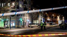 Autor de posible atentado en Suecia es afgano de 22 años, según medios