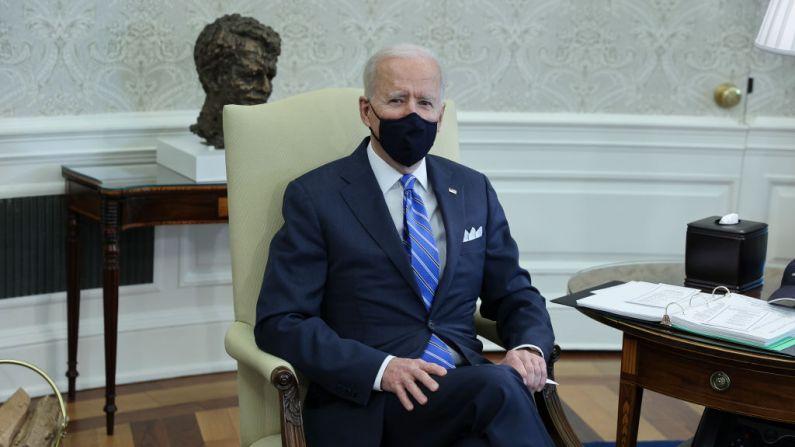 Biden se dirigirá a EE. UU. en un discurso en horario de máxima audiencia el jueves: Casa Blanca