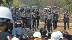 EE.UU. y Europa exigen acciones en la ONU contra los militares birmanos