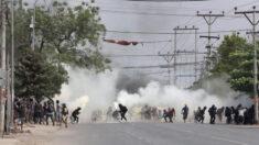 Birmania se hunde en la desesperación mientras continúa la ofensiva militar