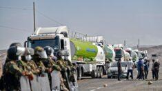 Transportistas peruanos levantan huelga tras un acuerdo con el Gobierno