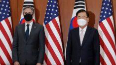 Blinken dice que Corea del Norte sigue cometiendo abusos sobre sus ciudadanos