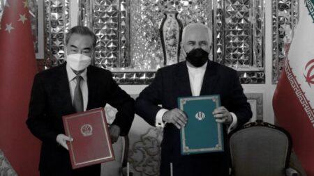 China firma un acuerdo económico y de seguridad con Irán para desafiar a EE.UU.