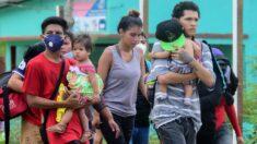 Más de 160 migrantes hondureños de caravana han retornado desde Guatemala