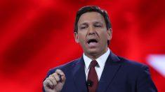 Gobernador de Florida DeSantis anula todas las multas por COVID-19 emitidas por funcionarios locales