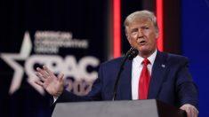 """Trump: """"No puedo imaginar"""" que otra persona gane en 2024"""