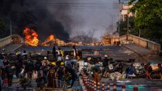Aumenta la presión internacional contra la brutal represión de junta birmana