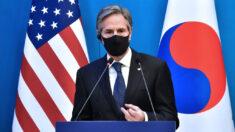 """Blinken: el plan para Corea del Norte estará listo """"en las próximas semanas"""""""