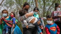 Aumenta número de niños inmigrantes ilegales en custodia de EE. UU.