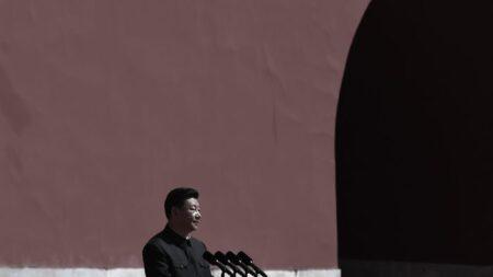 Centenario del PCCh sin desfile militar podría significar que Xi se enfrenta a críticas internas