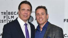 Chris Cuomo de CNN dice que no puede cubrir los escándalos de su hermano