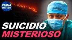 China en Foco: Terribles sospechas rodean la muerte de un cirujano chino. Gente se vuelve loca en hospitales