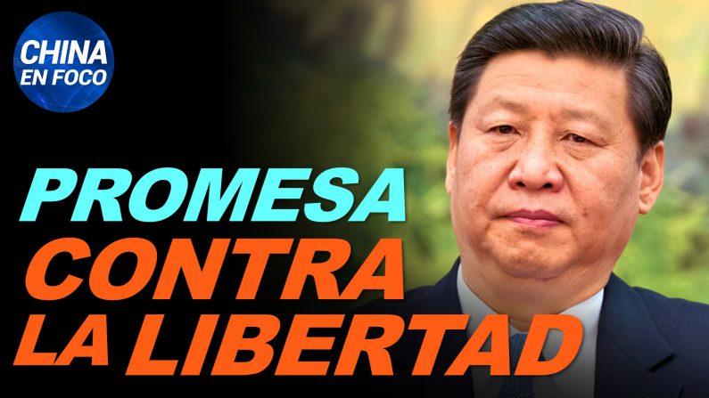 Líder de China promete nunca ser democrático. Marinero despierta después de 30 años dormido. (China en Foco/NTD en Español)