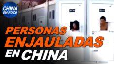 China en Foco: Aparece un video de personas enjauladas en China. ¿Emerge una nueva mutación del virus?