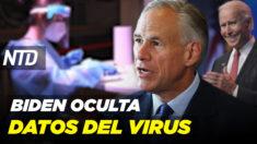 NTD Noticias: Texas: Biden oculta información sobre el virus; Biden inicia gira por EE. UU.