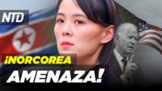 NTD Noticias: Norcorea saluda a Biden con amenazas; Facebook debería desaparecer: Alto ejecutivo