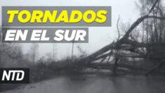 NTD Noticias: Posibles tormentas severas en el sur; Congreso votará proyectos de inmigración